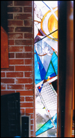 Interiors ~  Stained Glass