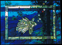 Bevel Stained Glass