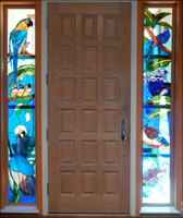 Doors and Entries Stained Glass
