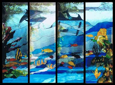 Underwater Fish Paintings